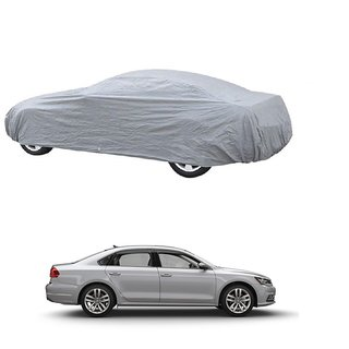 RideZ All Weather  Car Cover For Audi RS5 (Silver Without Mirror )