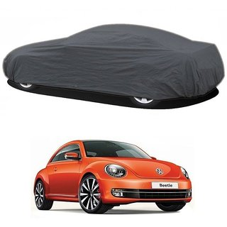 SpeedRo Water Resistant  Car Cover For Fiat Avventura (Grey Without Mirror )