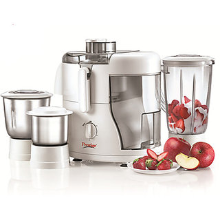 prestige juicer mixer grinder champ with 3 Jars