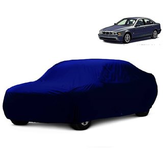 Speediza Water Resistant  Car Cover For Mahindra 100 (Blue Without Mirror )