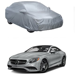 Speediza Water Resistant  Car Cover For Mini Cooper (Silver With Mirror )