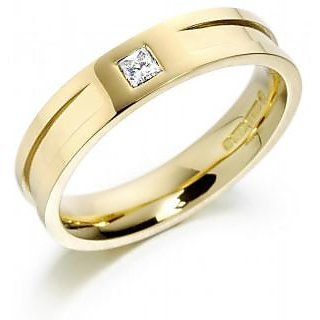 ec05436ef Buy Rm Jewellers 92.5 Sterling Silver American Diamond Superb Stylish Ring  For Men Online - Get 44% Off
