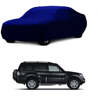 Bull Rider All Weather  Car Cover For SsangYong Rexton (Blue Without Mirror )