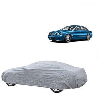 RideZ Car Cover For Tata Sonata Embera (Silver Without Mirror )