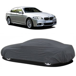 DrivingAID Car Cover For Mahindra 300 (Grey Without Mirror )