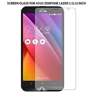 Aari Tari Tempered Glass Screen Guard for Asus Zenfone 2 Laser  Designed for Asus Zenfone 2 Laser