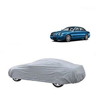 Speediza Water Resistant  Car Cover For Toyota Sienna (Silver Without Mirror )