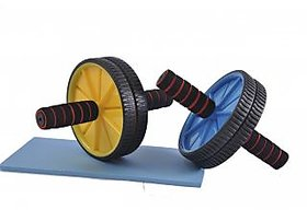 Exercise Wheel For Ab and Upper Body workout