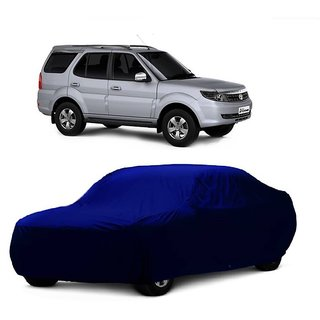 DrivingAID All Weather  Car Cover For Maruti Suzuki Swift New (Blue Without Mirror )