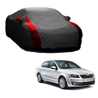 Bull Rider All Weather  Car Cover For Mercedes Benz R-Class (Designer Grey  Red )