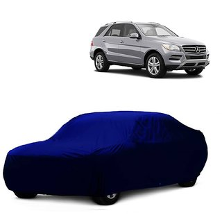 RideZ UV Resistant Car Cover For Mitsubishi Outlander (Blue Without Mirror )