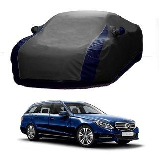 RideZ UV Resistant Car Cover For Honda Cr-V (Designer Grey  Blue )