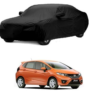 RideZ UV Resistant Car Cover For Maruti Suzuki Kizashi (Black With Mirror )