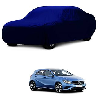 RoadPluS Car Cover For Maruti Suzuki A-Star (Blue Without Mirror )