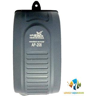 AQUARIUM AIR-PUMP AP 208 SINGLE OUTLET