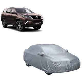 Bull Rider Water Resistant  Car Cover For Land Rover Freelander 2 (Silver With Mirror )