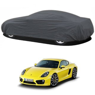 Bull Rider Car Cover For Honda BRV (Grey Without Mirror )