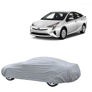 DrivingAID UV Resistant Car Cover For Audi S6 (Silver Without Mirror )