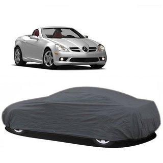 DrivingAID UV Resistant Car Cover For Maruti Suzuki Swift Dzire (Grey Without Mirror )