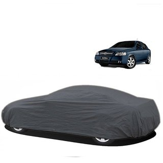 DrivingAID UV Resistant Car Cover For Maruti Suzuki Astar (Grey Without Mirror )