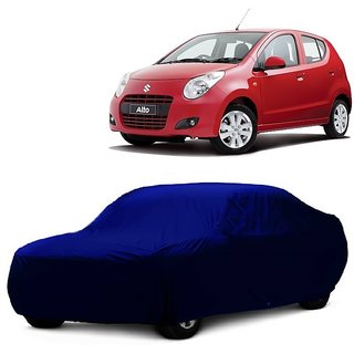 RoadPluS Car Cover For Toyota Altis (Blue Without Mirror )