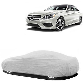 DrivingAID All Weather  Car Cover For Chevrolet Cruze (Silver Without Mirror )