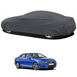 Bull Rider All Weather  Car Cover For Audi A6 (Grey Without Mirror )