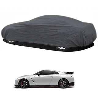 RoadPluS UV Resistant Car Cover For Mercedes Benz GLE (Grey Without Mirror )
