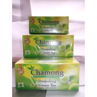 GREEN TEA FROM DARJEELING BUY 6 GET 6 FREE 25X12=300 TEA BAGS FROM CHAMONG