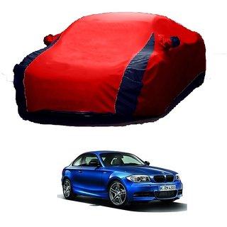 RoadPluS UV Resistant Car Cover For Mahindra XYLO (Designer Red  Blue )