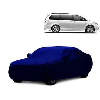 RoadPluS UV Resistant Car Cover For Maruti Suzuki Esteem (Blue With Mirror )