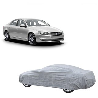 Bull Rider All Weather  Car Cover For Maruti Suzuki Swift (Silver Without Mirror )