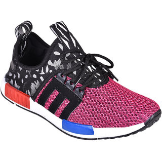 buy shoebook mens light pink lace up casual shoes online