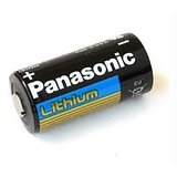 Panasonic Lithium Cr123A 3 Volt Battery For Camera