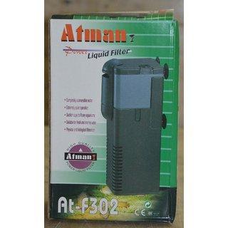 Aquarium Fish Tank Atman Power Liquid Filter At F 302 Af008168 In India Shopclues Online