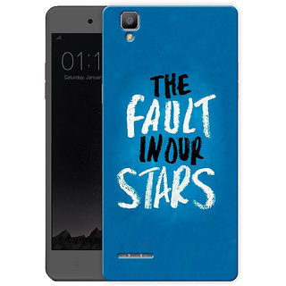 competitive price 41261 4afc9 The Fault In Our Stars Printed Designer Mobile Back Cover For