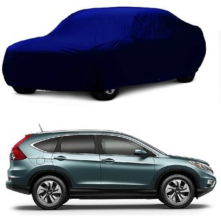 DrivingAID Car Cover For Tata Bolt (Blue Without Mirror )