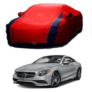 RideZ Car Cover For Mini Countryman (Designer Red  Blue )