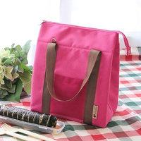 Picnic Cooler Bag - Leakproof - Pink