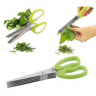 Have one to sell Sell it yourself Details about Multifunction 5 blades Scisso