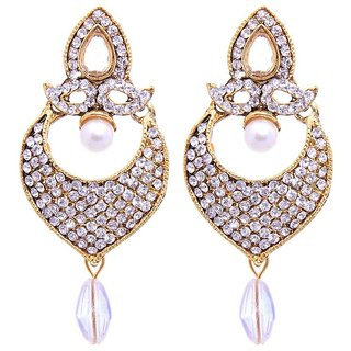 Jewels Capital Exclusive White Earrings Set /S 1441