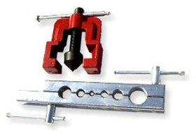 Tubing Pipe Flaring Tools Set Kit Dies 3/16-5/8 Flare Tubing Brake Line