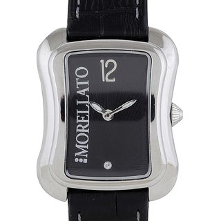 Morellato Analog Black Dial Men's Watch - SO2OE009