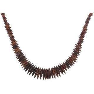 African handcrafted Brown necklaces