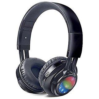 iBall Glint-BT06 Wireless Headphones Bluetooth With FM Radio Mic