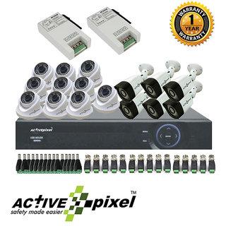 16 Camera 1 DVR CCTV Camera Kit