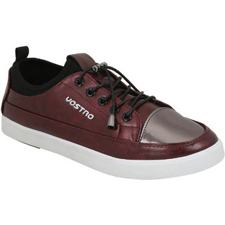 Vostro GEORGE Red Men Casual Shoes