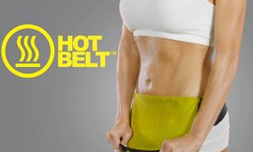 Hot Shapers Slimming Belt Neoprene Hot Waist Belt Hot Slim Body for Fitness