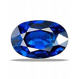 Jaipur Gemstone 9.50 carat Blue Sapphire(neelam)