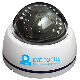 Eye Focus  Cctv Camera